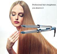 """Wholesale Fixing Hair - 2017 Hot Flat Iron Ionic Hair Straightener Na-no Titanium Prima3000 Ionic Straightener, 1.25 Inch,1-1 4"""""""
