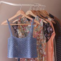 Wholesale Backless Bra Halter - 2017 Summer Sexy Crochet Strapless Bra for women Halter Top Bikini Backless Tops Woman Crop Tops Lady Bra