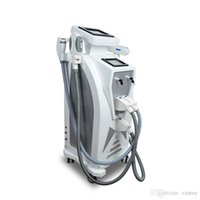Wholesale Switch Nd Yag - Multifunction OPT Elight SHR IPL Super Hair Removal Q Switch Nd Yag Laser Tattoo Removal RF Skin Rejuvenation Machine For Salon Clinic Use