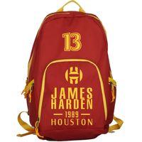 Wholesale Beard Backpack - Houston beard king backpack James Harden daypack Ball inside schoolbag Basketball rucksack Sport school bag Outdoor day pack