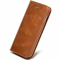 Wholesale Galaxy S4 White Leather Case - Stand Case For Galaxy S8 Plus Musubo Luxury Leather Flip Cover for Samsung S7 edge S8 S6 edge Plus S5 S4 S3 Cases wallet phone bag