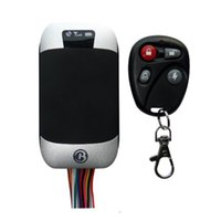 Wholesale Car Remote Device - GPS TK303G Vehicle Car GSM  GPRS  GPS Tracker Tracking Device System Google maps Remote Control Mini