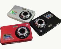 "mini dv fotoğraf makinesi mikro sd kartı toptan satış-Sıcak satış Dijital Kamera HD 18MP 2.7 ""TFT 8X Zoom Gülümseme Yakalama Anti-shake Video Kamera DC530 Alishow 4-DV"