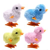 Wholesale Toy Wind Up Chickens - 1 Pcs Clockwork Chicken High New Kids Toddler Wind-up Chicken Walking Toys New-style