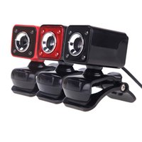 megapixel digitalkamera video großhandel-Hohe Präzision Webcam Web Kamera Digital Video Webkamera HD 12,0 M Pixel Für Desktop PC Laptop A862
