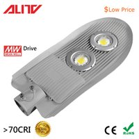 led luminaire design with best reviews - 100W COB LED Street Light Roadway Luminaire Fixtures Mean Well Drive Integrated design