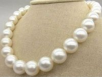 beaded necklaces womenu0027s anniversary classic aaa 1112mm south sea natural white pearl necklace 18