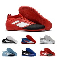 Men sport shoes indoor - ACE Primemesh IN Soccer Shoes Cheap Men s Football Shoes New Style Indoor Men Sports Shoes