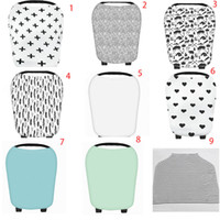Wholesale Wholesale Nursing Products - Baby Kid Stroller Pram Carrier Cover Accessories Carseat Toddler Beds Cotton Feeding Nurse Wrap Baby Product