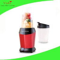 Wholesale Baby Cook Machine - 220v Kitchen home cooking machine ice crusher mixer baby food processor vegetable fruit mud grinder machine coffee grinder electric