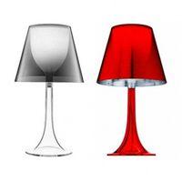 Wholesale Warm Bedside Light - Flos Miss K Table lamp Modern Philippe Starck design desk light Bedside lighting fixture Multi Color AC 110V-240V Free shipping