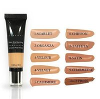 Wholesale Bb Cream Perfect - Unique Liquid Concealer Touch Eclat Mineral Touch Skin Perfecting Concealer Moisturizer BB Creams CC Cream Makeup 10 Colors High Quality