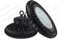 Wholesale Led High Bay Lighting Price - Hot sale Factory low price 130Lm W meanwell dimming driver 1-10V PWM resistance dimmable UFO high bay LED industrial light 100w MYY