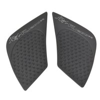 Wholesale Bmw Tank Pad - Tank Traction Pad Side Fuel Gas Grip Decal For 2015 BMW R1200R Motorcycle NEW