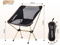 Wholesale Bear Stool - Wholesale- High QualutyBeach chairs Portable Folding Camping Stool Chair Max load bearing 145 kg silla plegable can adjust the height