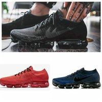 Unisex sport clay - Newest Comme Mesh Fashion Knitting Weaving Running Sport Shoes des Garcons Vapormax Men Women Running Shoes Size