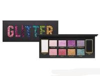 ingrosso kit trucco glitter-La migliore vendita Face Glitter Bomb PRISMATIC Eyeshadow Palette 10 colori trucco palette di ombretti kit DHL LIBERO REGALO GRATUITO