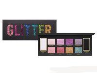 glitzer make-up-kits großhandel-Meistverkaufte Face Glitter Bomb PRISMATIC Lidschatten-Palette 10 Farben Make-up Lidschatten-Paletten Kit Free DHL FREE GIFT