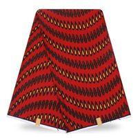 Wholesale Wholesale African Fabrics Textiles - african dress african wax prints fabric textile patchwork 6yards cotton fabric patchwork fabric cotton wax 100%!DH003