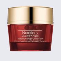 ingrosso cura di qualità-Vendita all'ingrosso!! Brand Nutritious Vitality 8 Radiant Moisture Cream Cura della pelle Night Cream Migliore qualità