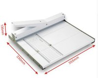 Wholesale Manual Crimping - new version A3+ portable manual paper crimping folding machine