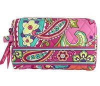 Wholesale Flower Pencil Cases - 5 pack VB Flower Small Cosmetic Bag Cosmetic Travel Bag Pencil Case Storage Pouch Purse