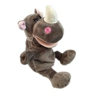 Wholesale Cheap Animal Puppets - Cheap fun animal puppet toy mouth active children glove finger puppet rabbit puppet show ventriloquial Plush Doll