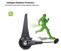 kablosuz dizüstü kulaklıklar mikrofonu toptan satış-Kablosuz Bluetooth Kulaklıklar Multipoint Gürültü Iptal PS3 Cep Telefonu Laptop için Mic ile Handsfree nakliye DHL tarafından ücretsiz