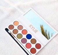 Wholesale e packet - Kylie royal peach palette (12 colors). Shipping free via e-packet. MOQ 2pcs