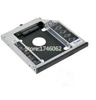Wholesale Cheap Asus Laptop - Wholesale- Cheap for Asus X550CC XX424H XX1047H XX043H i5 i7 Laptop 2nd HDD SSD Caddy Second Hard Disk Drive Enclosure DVD Optical Bay New