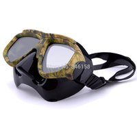 Wholesale mask flu Professional scuba diving Mask anti fog for spearfishing gear swimming masks googles oculos de mergulho gafas buceo