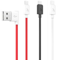 Wholesale Cable Micro Usb L - HOCO UPM10 L Micro USB Data Sync Charging Cable for Samsung S7 S6 edge Plus Android With Retail Package