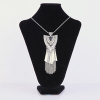 Wholesale Statement Celebrity - 2017 New Fashion bohemian necklaces for women statement chock necklaces jewelry bulk celebrities free shipping wholesale