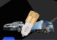 Wholesale Double Lighter Usb Charger - Cannon double USB cigarette lighter car charger universal 12 volts 1 ~ 2 Amp for Android Apple charger connector