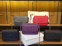 Wholesale Parker Top - 2017 TOP Quality ROBINSON PEBBLED FLAP WALLET CROSSBODY ALASTAIR PARKER CONVERTIBLE SHOULDER BAG HANDBAG PU bags