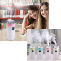 Wholesale Humidifier Anion - Small USB Mini Humidifier Anion Air Purifying Household Spray Water Bottle Water Cup