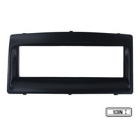 Wholesale Car 1din - LEEWA Car Refitting Radio Stereo DVD Frame Fascia Dash Panel Installation Kits For BYD F3(05~08) 1DIN Radio DVD Stereo Mounting #1985