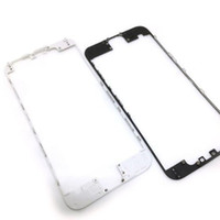 """Wholesale Iphone 4s Mid Frames - Wholesale LCD Front Frame Holder Mid Middle Frame Bezel Bracket With Hot Glue For iPhone 4g 4s 5s 5g 5c 6 4.7"""" 6 Plus 5.5 """" 6S dhl free"""
