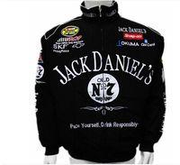 Wholesale moto auto - Black for Jack Daniel jacket men MOTO GP motorcycle auto f1 men man jackets coat