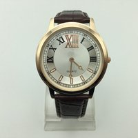 Wholesale Thinnest Waterproof Wrist Watch - 40 mm Unisex France Luxury Brand Fashion Replica watches Women Waterproof High Quality Lady Gold Watch For Man Casual Ultra Thin Wrist watch