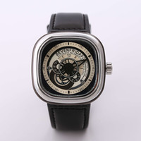 Wholesale Men Newest Watches - Newest Fashion Brand Watch Men Auto Watch with and Carbon iber