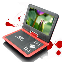 Wholesale Dvd Reader Screen - Wholesale- 2016 New 9'' Screen Home Portable DVD Player With Card Reader &USB Port Support Lecteur DVD Portable TV with AVI VOB MP3 MP4