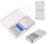 Wholesale Digital Scale Balance Body - Mini Electronic Digital Jewelry Scale High Precision Household Scales Balance Pocket Gram LCD Display 200g x 0.01g New 11 5qj R