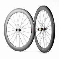 Wholesale 24mm Carbon Tubular - Hongtan 700C Ultra Light Carbon Wheels 24mm 38mm 50mm 60mm 88mm Carbon Clincher Tubular Wheelset Road Bike Bicycle Wheels