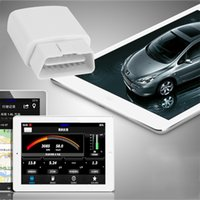 Wholesale car diagnostic scanner pc - Universal ELM327 WiFi OBD2 Auto Car Diagnostic Interface OBDII elm 327 Scanner scan tool For iOS Windows PC B16