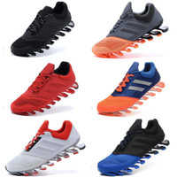 Wholesale shoes men springblade - Springblade Drive 2.0 Shoes running shoes size 40-45 for men black with green color hot sale fashion Sports Shoes