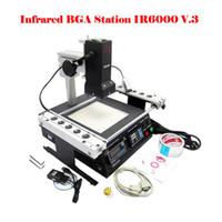 Wholesale Bga Solder Ball Kit - BGA rework station IR6000 V.3, LY BGA machine IR6000, with BGA reballing kit, solder ball, solder flux