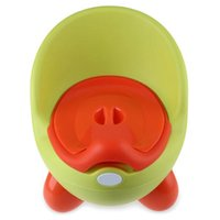 Wholesale baby seating online - 3 Colors Baby Cartoon Cute PP Pedestal Pan Nontoxic Training QQ Eggs Toilet Seat new