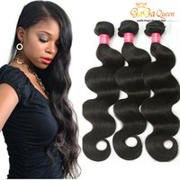 Indian Virgin Hair Body Wave 8A Unprocessed Indian Remy Extension de cheveux humains Bella Dream Hair Products 8-28inch Indian Body Wave Weft