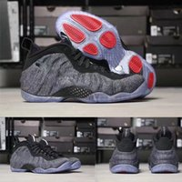 Wholesale Pearl Massage - New Sale Air Basketball Shoes Sneakers Men's Blue Man One Pro Sports Shoes Pearl Penny Hardaway Size:7-13